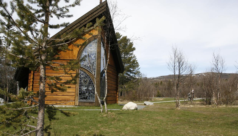 1dfd9762 Kirker i Valdres, kirke, lyskapel, lyskapellet, lyskapellet på Beitostølen,  Kirker i