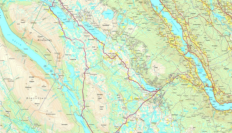 Store Syndinrunden Pa Sykkel Valdres