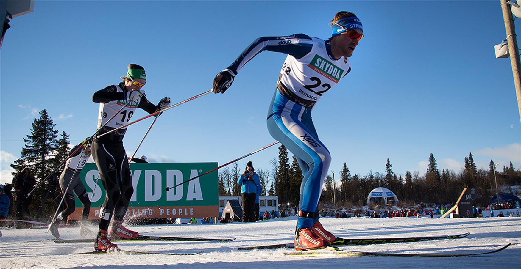 Thumbnail for FIS Cross Country World Cup