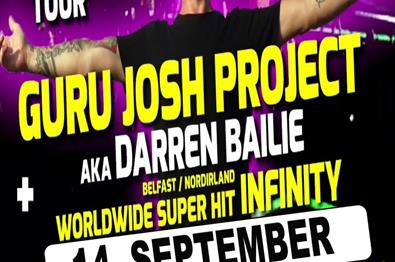 Guru Josh project: Infinity World Tour