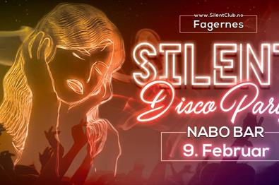 """Silent Disco Party"" på Nabo Bar"
