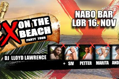 EX on the Beach Tour 2019 / Nabo Bar