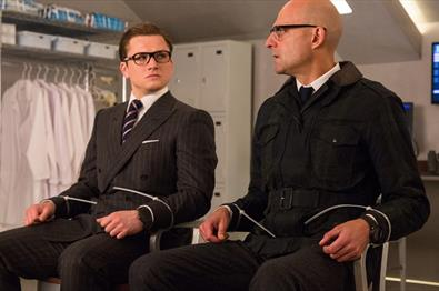 Fagernes kino: Kingsman - The Golden Circle