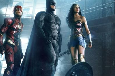 Fagernes kino: Justice League