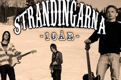 "STRANDINGARNA: ""One night only"" på Nabo Bar"