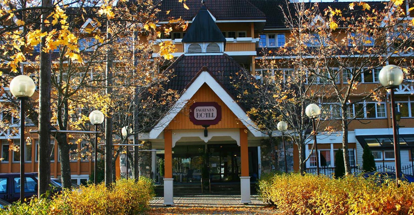 Oppsiktsvekkende Hotell - Valdres ZA-31